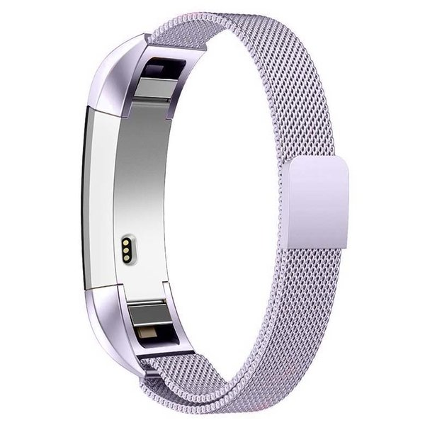 123Watches Fitbit Alta milanese band - Lavendel
