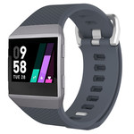 123Watches Fitbit Ionic sport band - dunkelgrau
