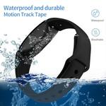 123Watches Fitbit Inspire Sport Silikonband - schwarz