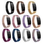 123Watches Fitbit Inspire milanese band - schwarz