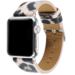 Marke 123watches Apple watch leopard band - rosa