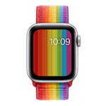 123Watches Apple watch nylon sport band - bunt