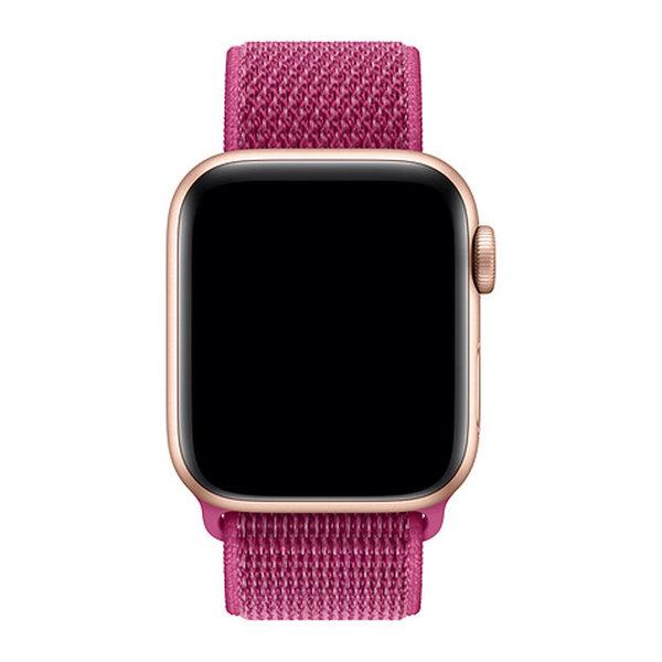 123Watches Apple watch nylon sport band - Drachenfrucht