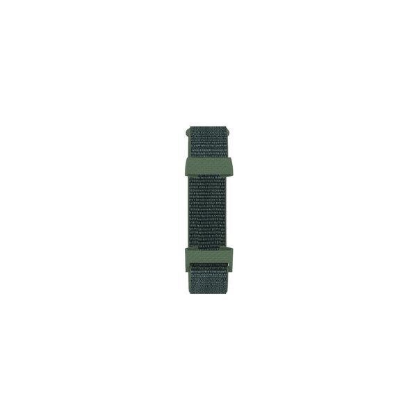 123Watches Fitbit charge 3 & 4 nylon sport band - Armeegrün