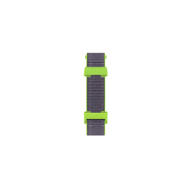 123Watches Fitbit charge 3 & 4 nylon sport band - Helles Gelb