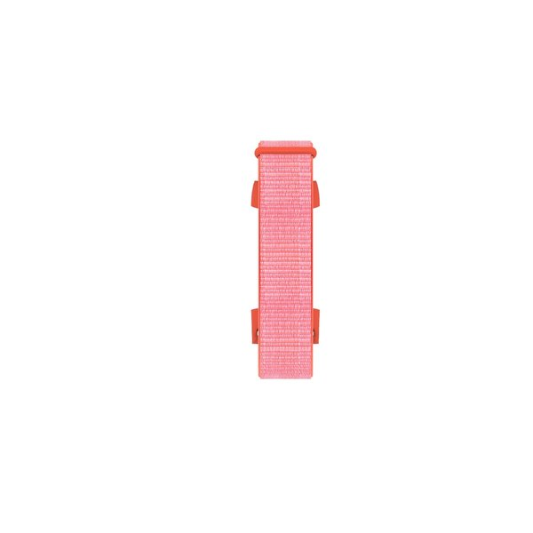 123Watches Fitbit charge 3 & 4 nylon sport band - Orange