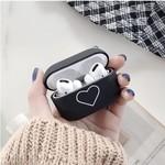 123Watches Apple AirPods PRO Hardcase - schwarzes Herz