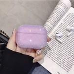 123Watches Apple AirPods PRO funkeln Hardcase - Violett