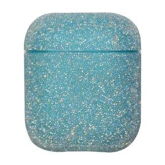 123watches Apple AirPods 1 & 2 funkeln Hardcase - Blau