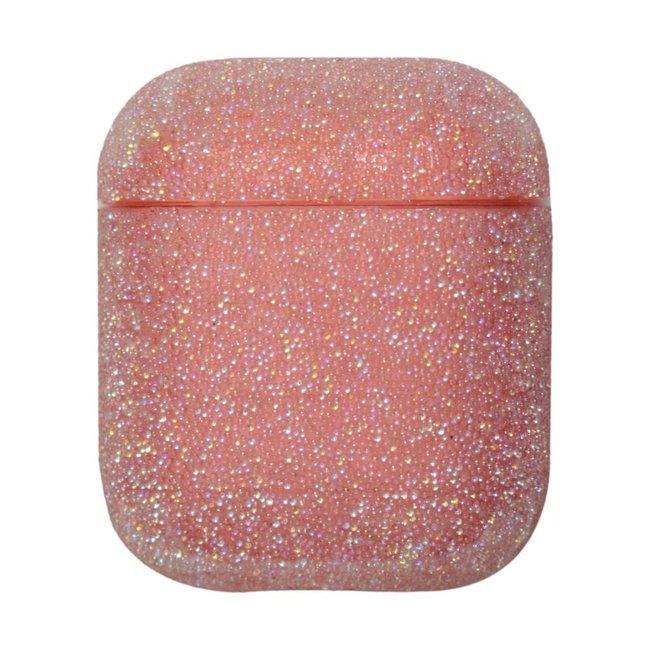 Apple AirPods 1 & 2 funkeln Hardcase - Rosa