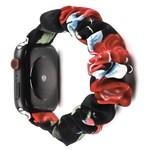 123Watches Apple Watch Scrunchie Band - Rosen mischen