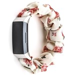 123Watches Fitbit Charge 3 & 4 Scrunchie Band - Rosen