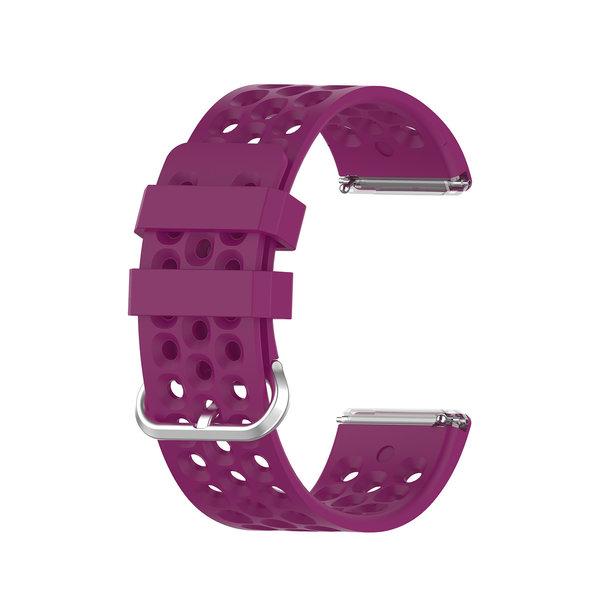 123Watches Fitbit Versa sport point band - violett
