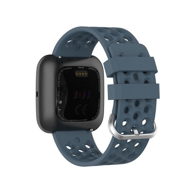 123Watches Fitbit Versa sport point band - schiefer
