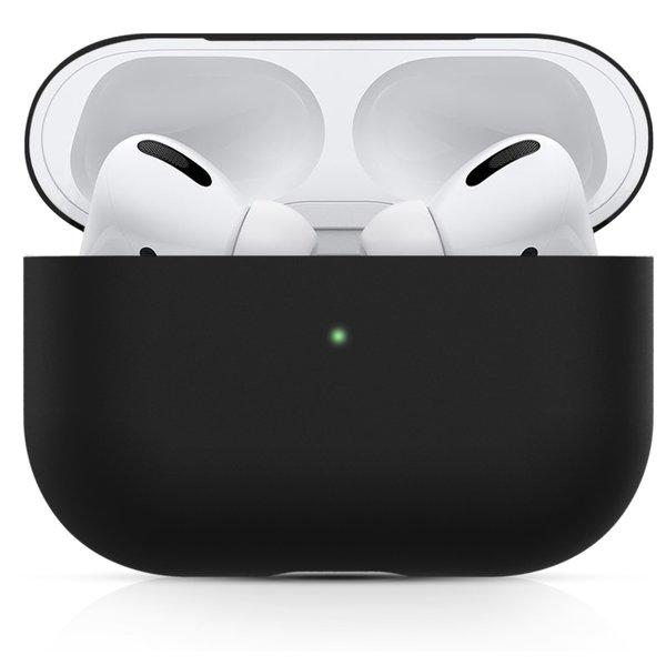 123Watches Apple AirPods PRO solide soft case - schwarz