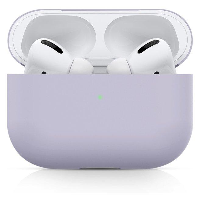 Apple AirPods PRO solide soft case - violett