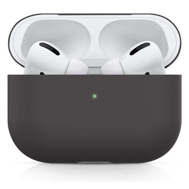 Marke 123watches Apple AirPods PRO solide soft case - fortgeschrittene Asche