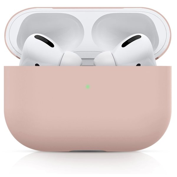 123Watches Apple AirPods PRO solide soft case - rosa