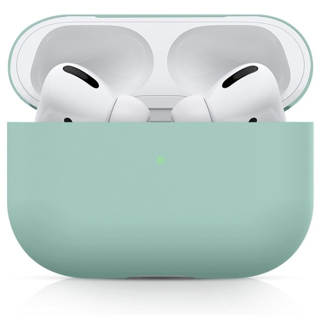 Apple AirPods PRO solide soft case - küste blau