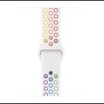 123Watches Apple watch doppelt sport band - buntes Weiß
