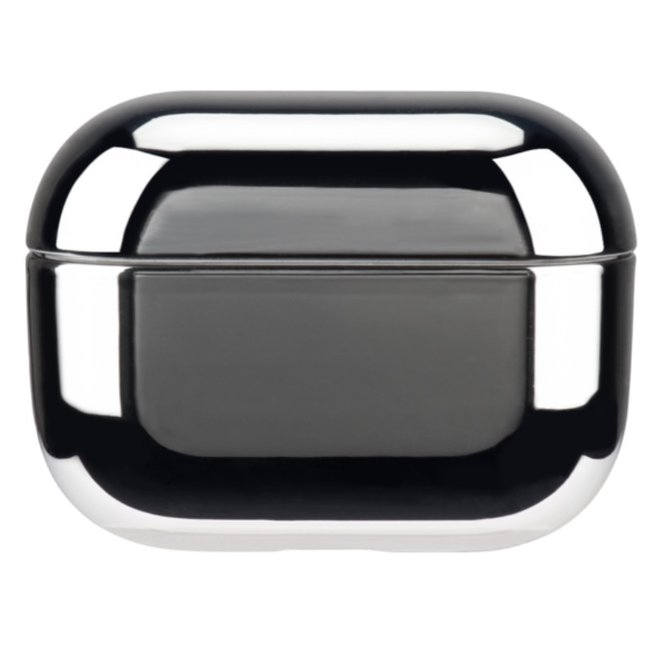 Apple AirPods PRO Metallic Hardcase - Silber