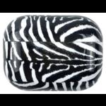 123Watches Apple AirPods PRO Print Hardcase - Zebra