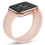 123Watches Apple watch sport solo loop band - rosa sand