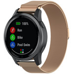 123Watches Samsung Galaxy Watch milanese band - Roségold