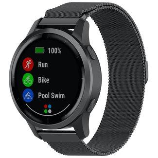 Marke 123watches Samsung Galaxy Watch milanese band - schwarz