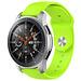 Marke 123watches Samsung Galaxy Watch Silikonband - Limette
