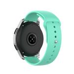 123Watches Samsung Galaxy Watch Silikonband - tahou blau