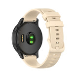 123Watches Samsung Galaxy Watch Silikon schnallenband - khaki