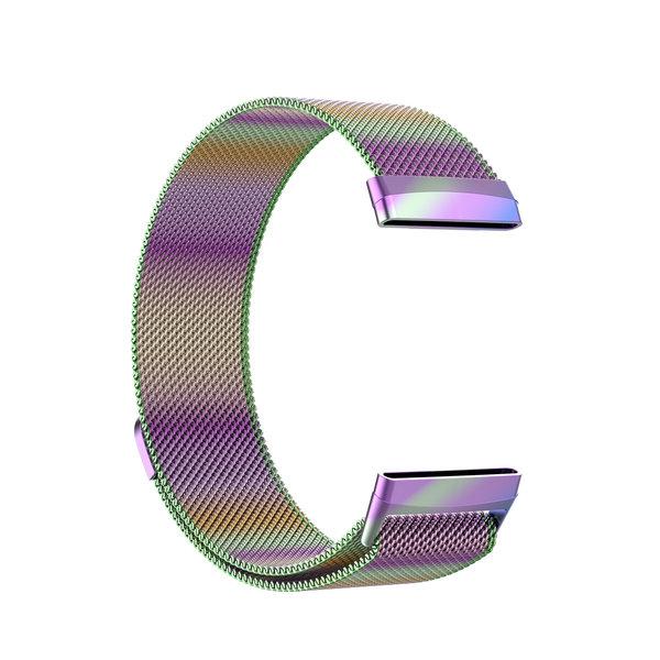 123Watches Fitbit Versa 3 / Sense milanese band - bunt