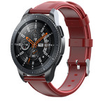 123Watches Huawei watch GT Lederband - rot