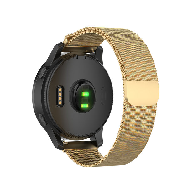 123Watches Huawei watch GT milanese band - Gold