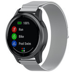 123Watches Huawei watch GT milanese band - Silber