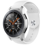 123Watches Huawei watch GT Silikonarmband - weiß