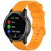 Marke 123watches Huawei watch GT Silikon Schnallenband - Orange