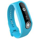 123Watches TomTom Touch Silikonschnallenband - blau