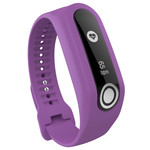 123Watches TomTom Touch Silikonschnallenband - lila