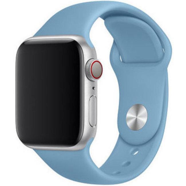 123watches Apple watch sport band - cornflower