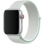 123Watches Apple watch nylon sport band - blaugrüne Tönung