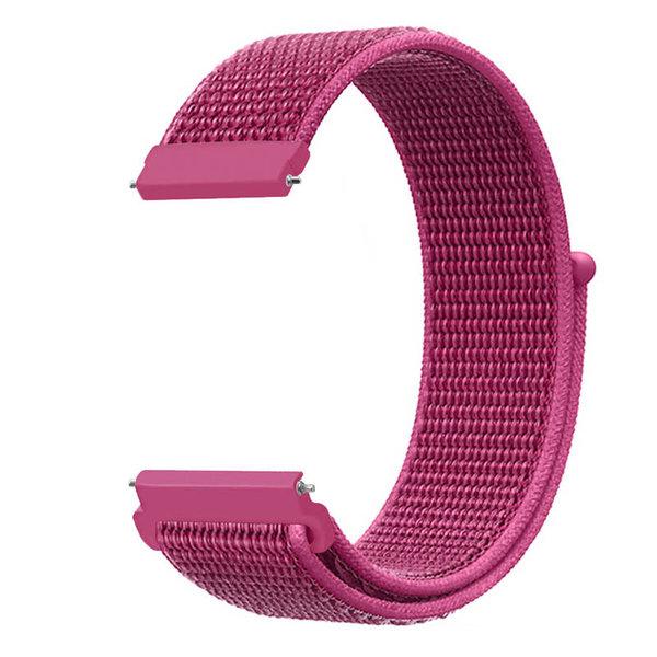 123Watches Samsung Galaxy Watch nylon sport band - Drachenfrucht