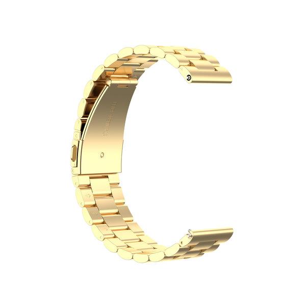 123Watches Polar Ignite drei Stahlgliederperlenband - Gold