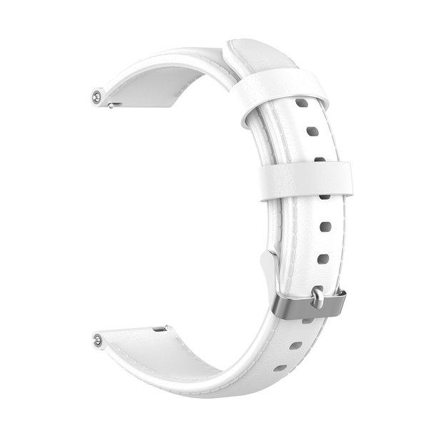 123Watches Polar Vantage M / Grit X Lederband - Wei§