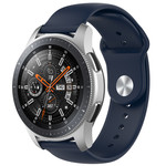 123Watches Polar Vantage M / Grit X Silikonband - marineBlau
