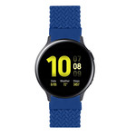 123Watches Huawei watch GT geflochtene Soloband - atlantisches blau