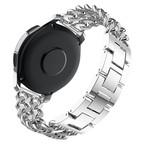 123Watches Samsung Galaxy Watch Cowboy-Stahlgliederband - Silber