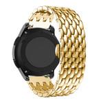 123Watches Polar Vantage M / Grit X Drache Stahlgliederband - Gold