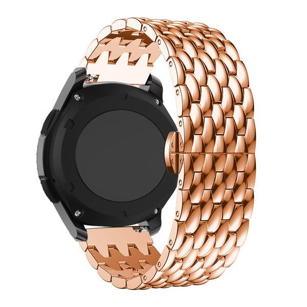 123Watches Polar Vantage M / Grit X Drache Stahlgliederband - Rose Gold